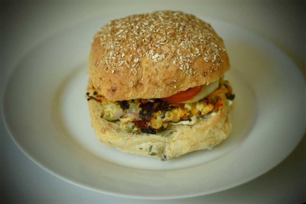 Brunch Post Openair & Veggie Burger