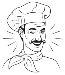 cuoco-occhiolino