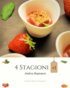 4 Stagioni +1 - Copertina