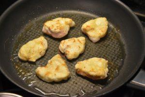 filetti di rana pescatrice