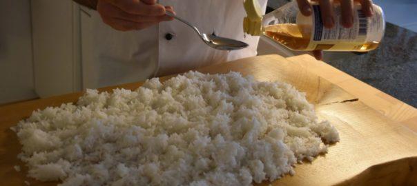 Come fare il riso da sushi
