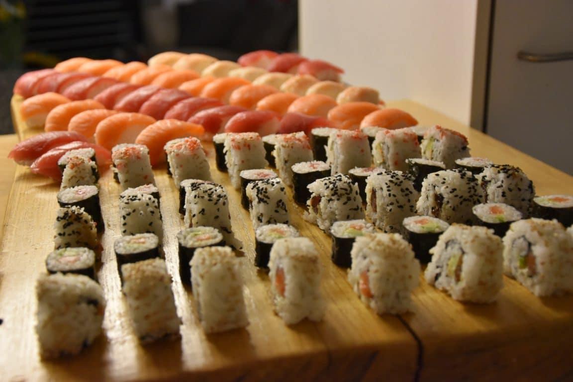 SushiSpecial #3/3: Come fare nigiri, uramaki e hosomaki