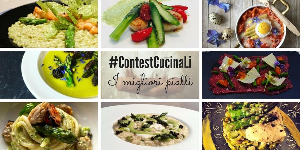 Premiazione #ContestCucinaLi Edizione Primavera