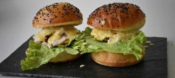 Cestello burger, il pollo al cestello versione street food
