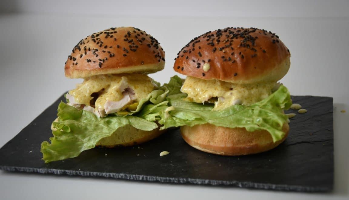 Cestello Burger: il pollo al cestello versione streetfood