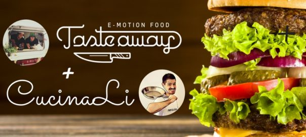 TASTE Away E-motions Food e CucinaLi al Southside Rumble