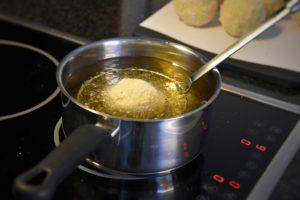 come friggere gli arancini
