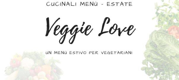 Menu - Estate - Veggie