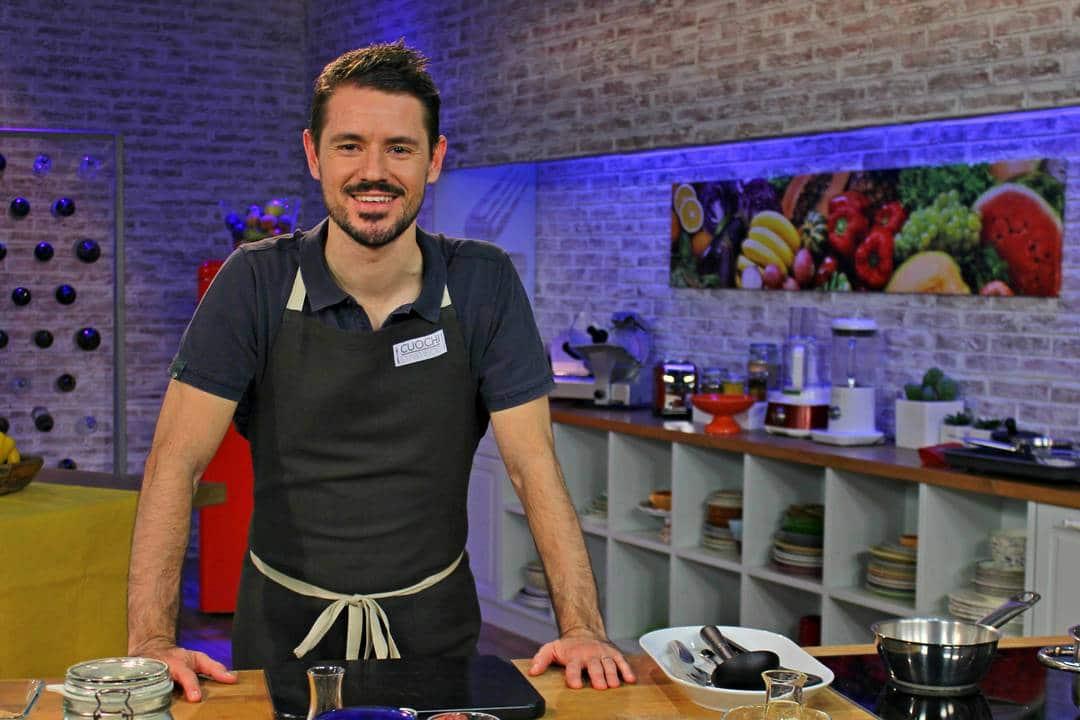 Andrea Rapanaro di CucinaLi a Cuochi d'Artificio