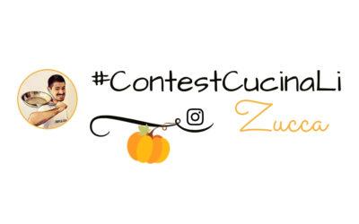 #ContestCucinaLi 2018: Zucca
