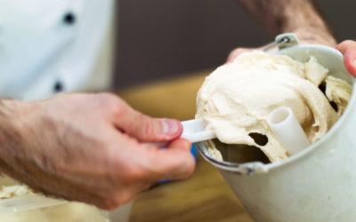 Come fare un gelato proteico in casa?