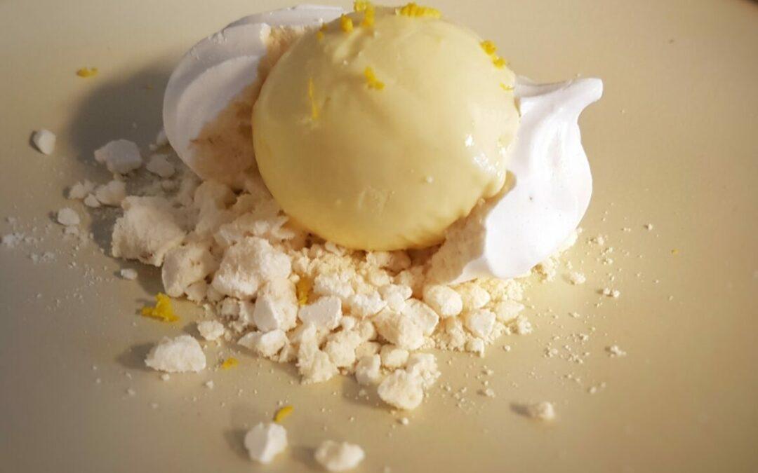 Viva La Donna – Gelato crema meringa e limone