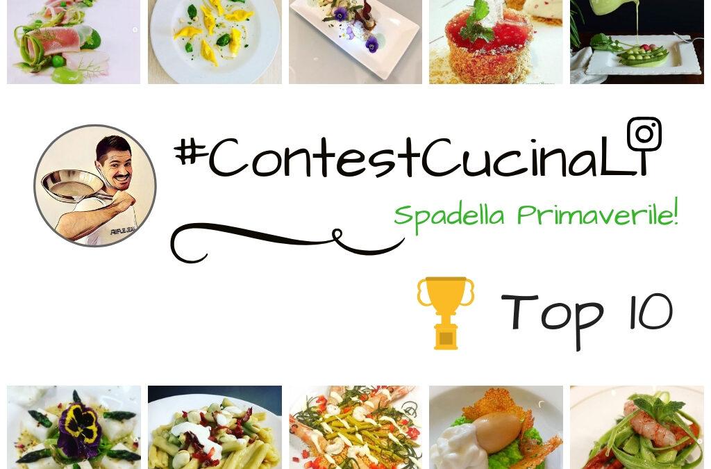 Premiazione #ContestCucinaLi 2019 – Spadella Primaverile