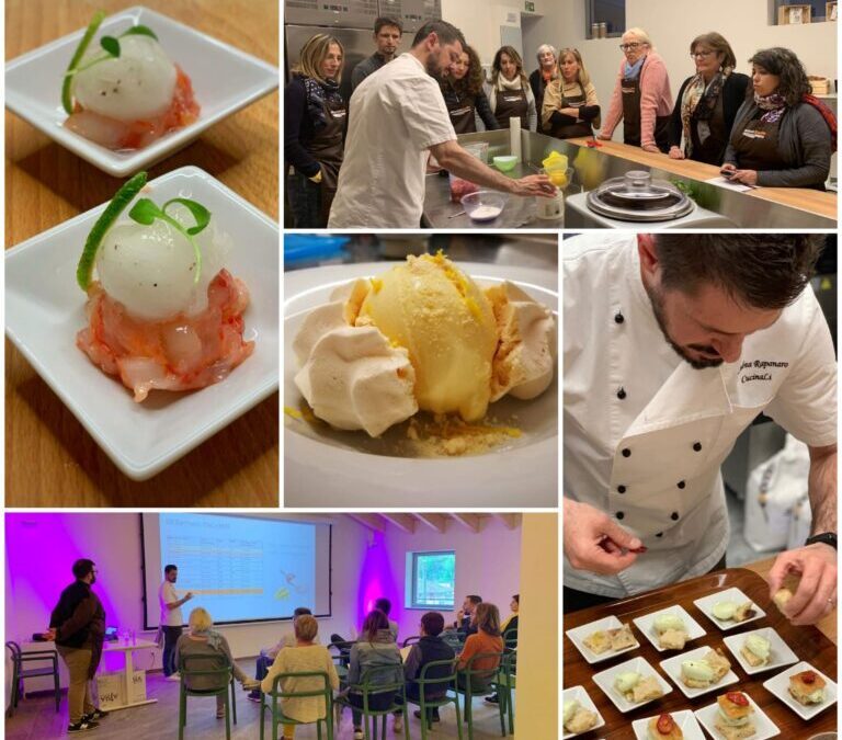 Super Workshop sul Gelato