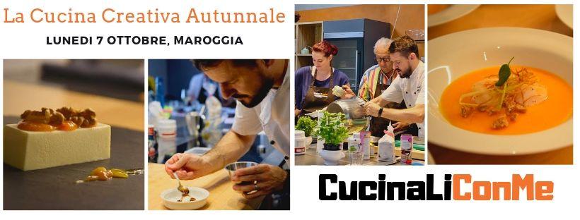 corso sulla cucina creativa autunnale cucinali
