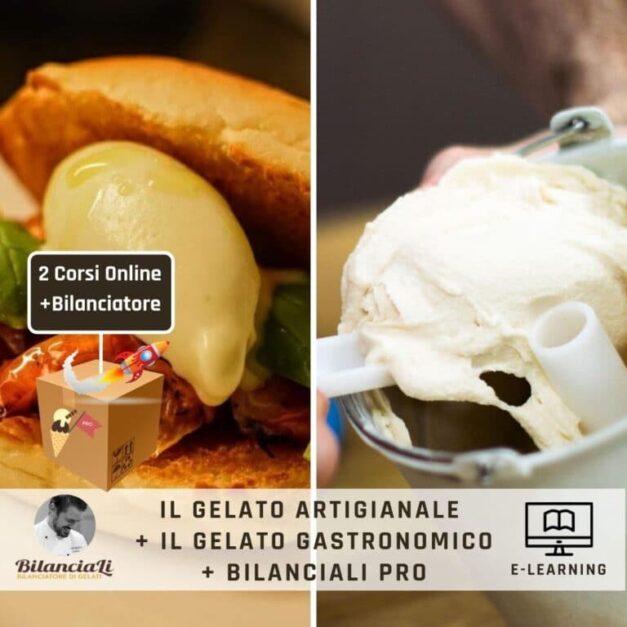 Pacchetto Gelato Artigianale + Gastronomico