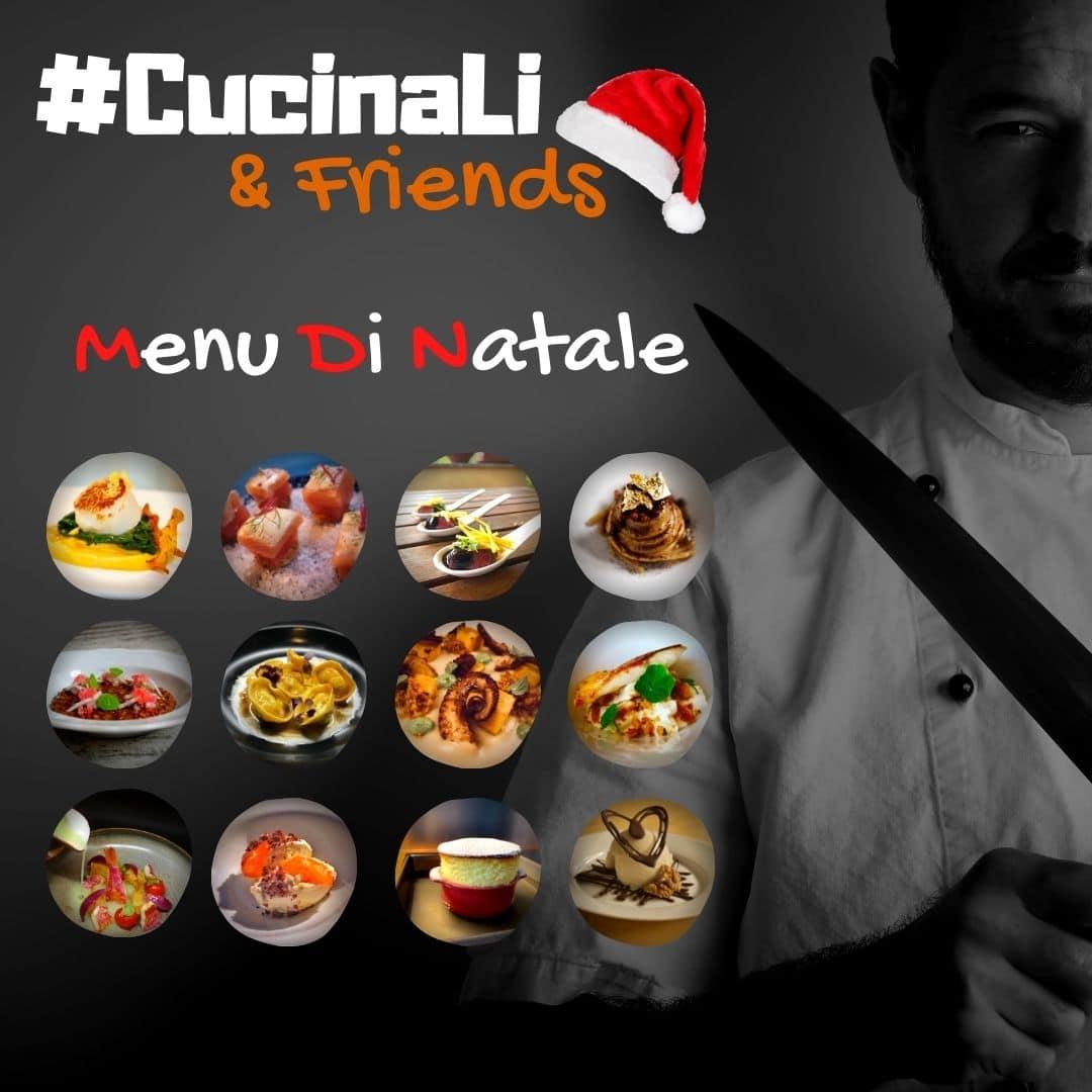 Il menù di Natale CucinaLi & Friends