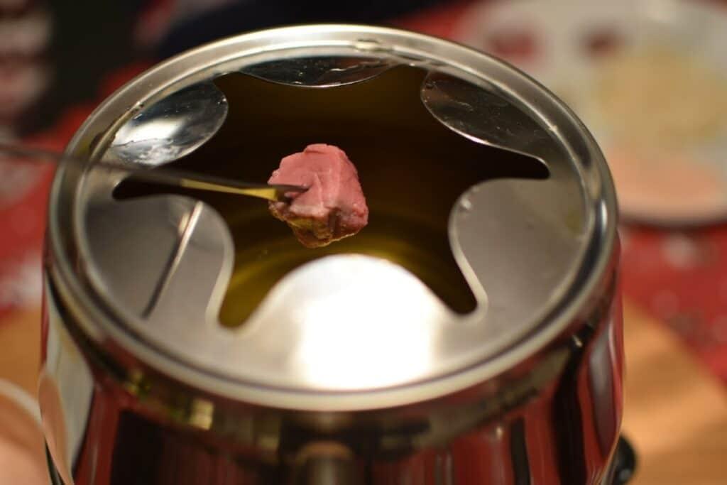 fondue bourguignonne cbt cotta a bassa temperatura sottovuoto
