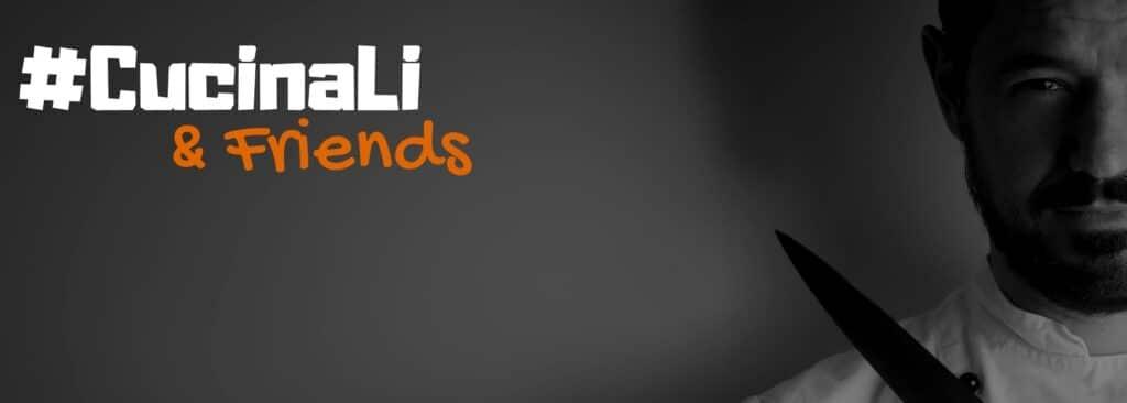 Banner CucinaLi & Friends New Phone